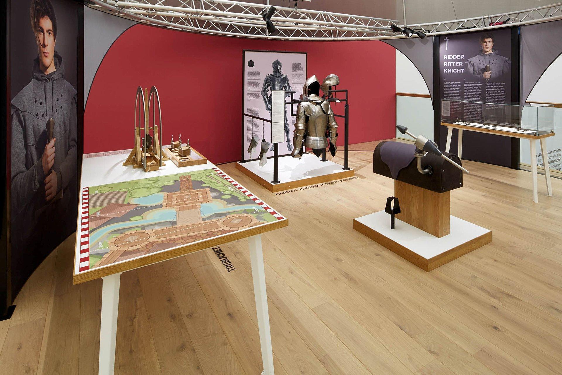 Mitmachstation Landesausstellung Mainz, Rheinhessen