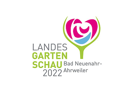 Logo Landesgartenschau 2022 Bad Neuenahr-Ahrweiler, Ahrtal