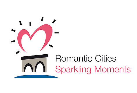 Logo of the Romantic Cities