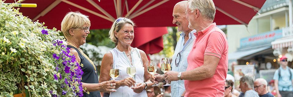 Wijngenot in Cochem, Moezel-regio