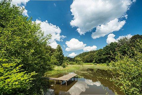 Die Wäller Tour Iserbachschleife im Naturpark Rhein-Westerwald