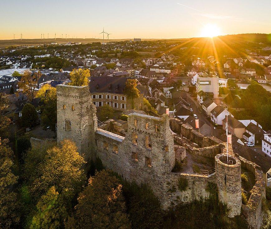 Kastellaun Castle, Hunsrück