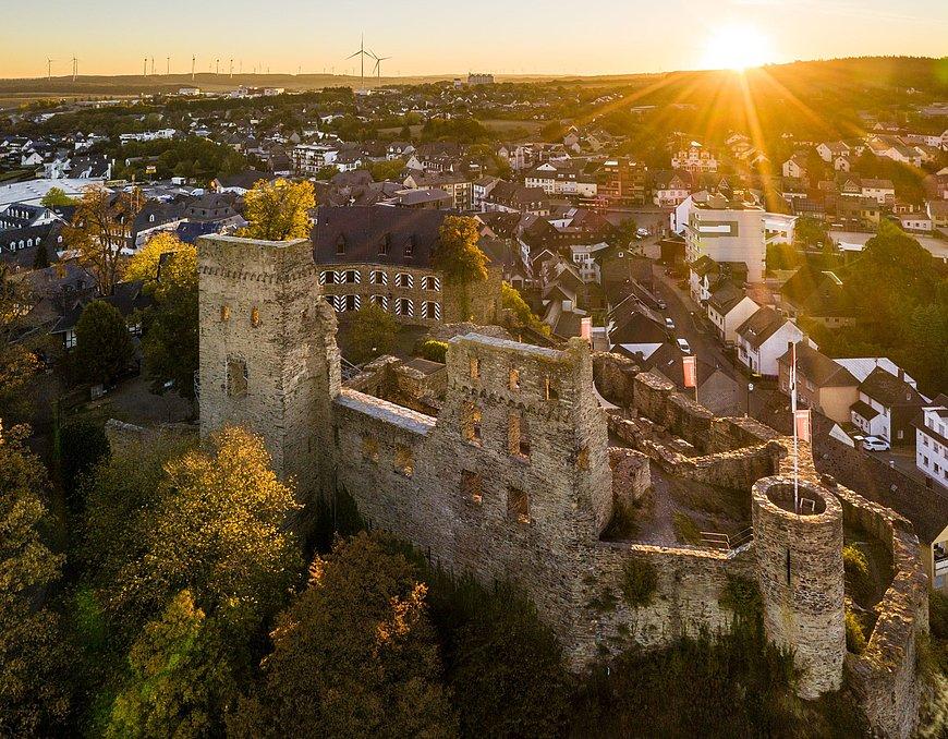 Burg Kastellaun, Hunsrück