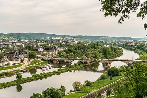 Stedentrip naar de Romantic Cities, Trier