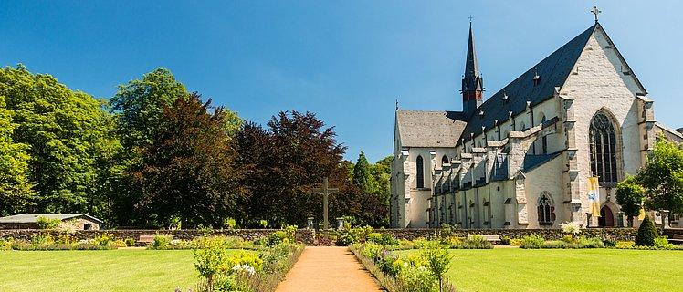 Le monastère de Marienstatt, Westerwald