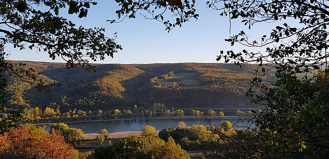 "Trail ""Traumpfädchen Spayer Blick"", Romantic Rhine"