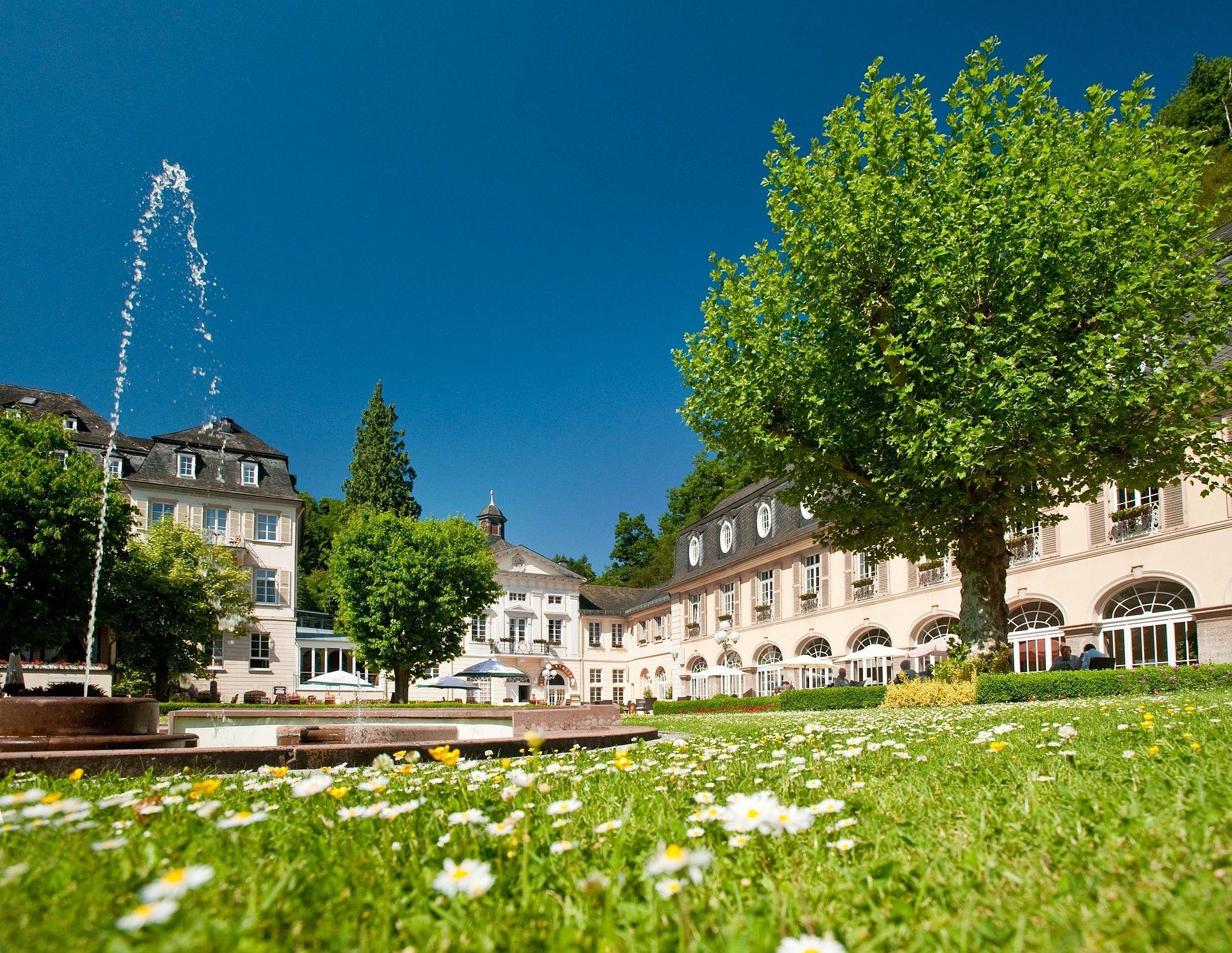 Kurgarten Bad Bertrich, Eifel