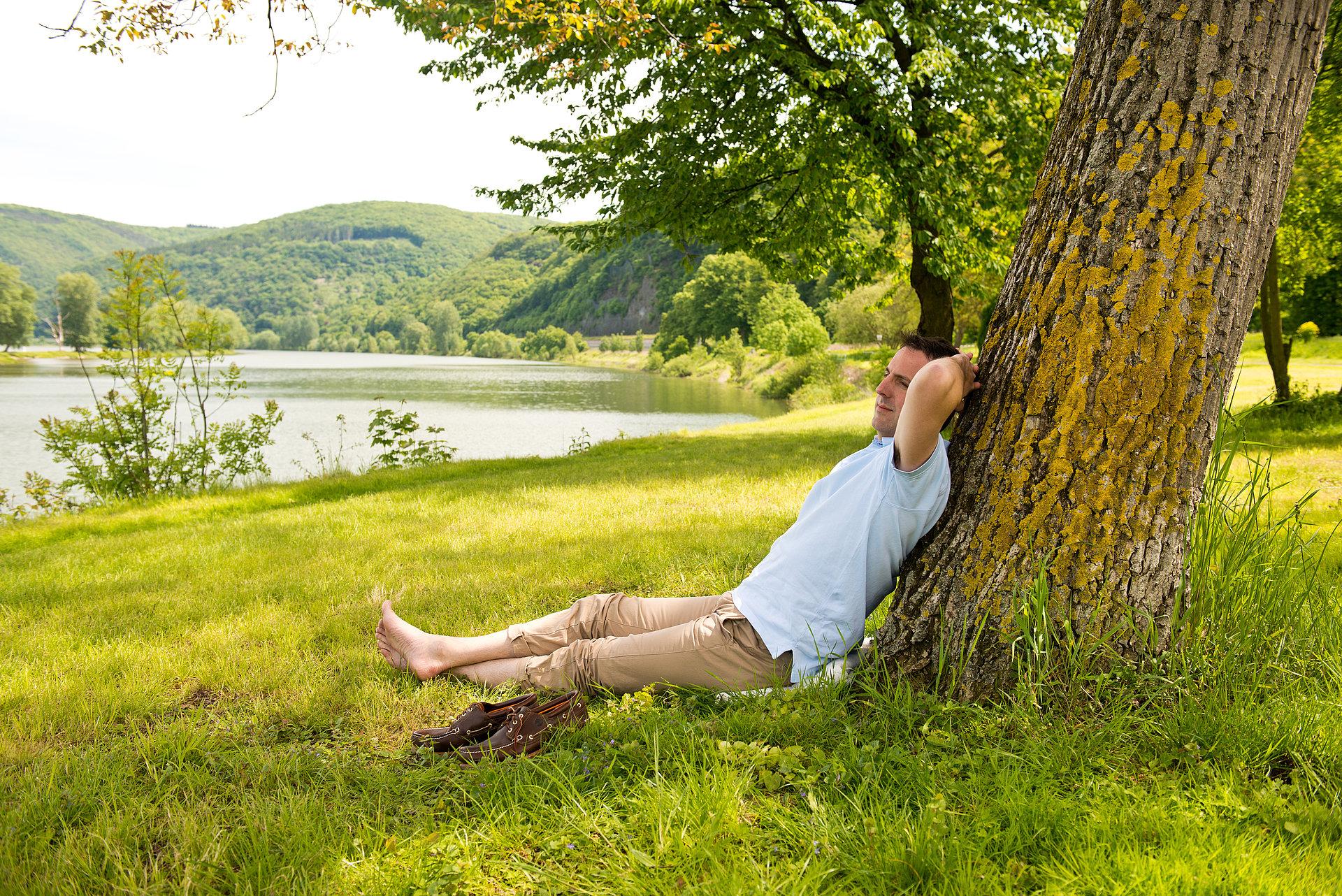 Entspannen am Romantischen Rhein