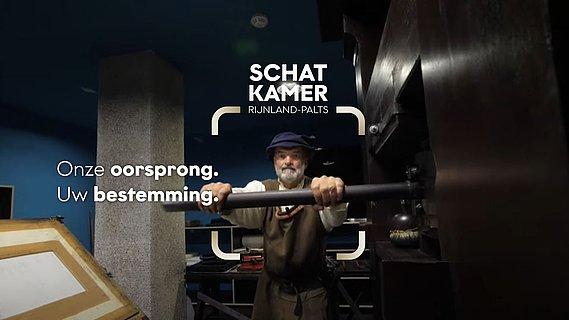 In de voetsporen van Johannes Gutenberg in Mainz, Rijn-Hessen