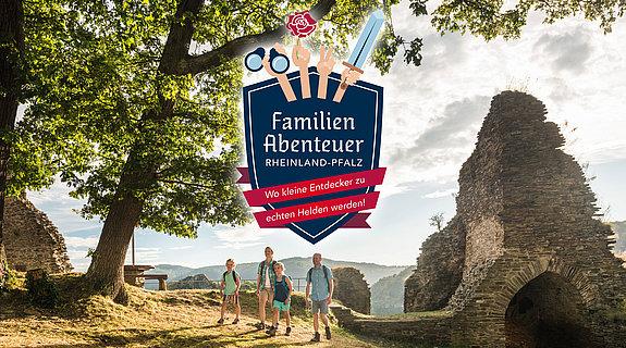 Familienabenteuer Rheinland-Pfalz