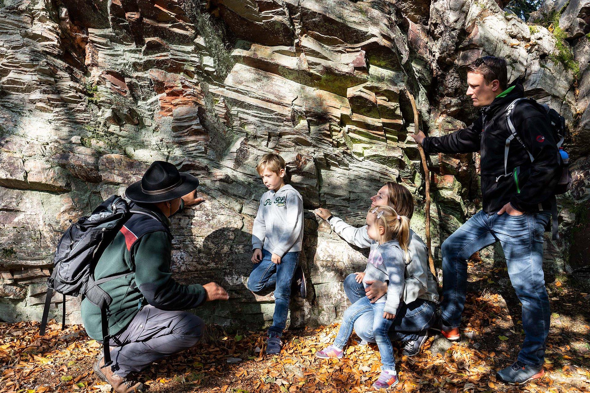 Rangertouren für Familien im Nationalpark-Hunsrück-Hochwald