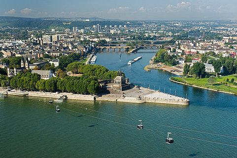 Short trip to Koblenz, Romantic Rhine