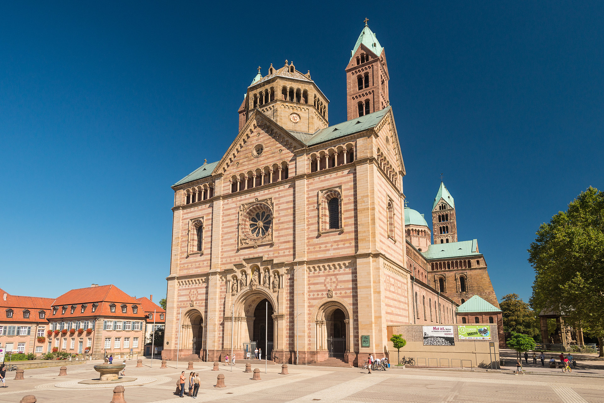Cathédrale de Spire, Palatinat