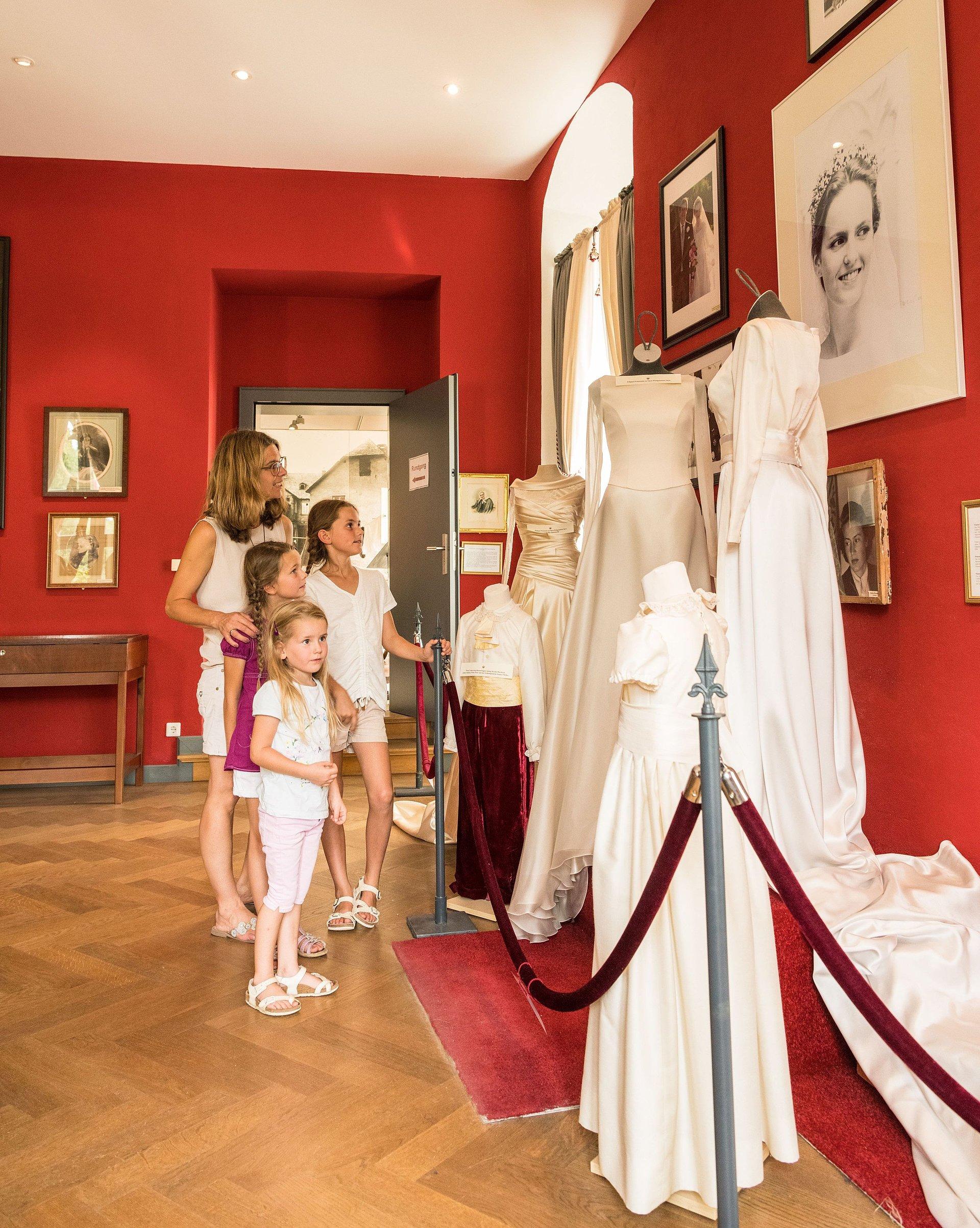 Museum im Schloss Sayn in Bendorf-Sayn, Romantischer Rhein