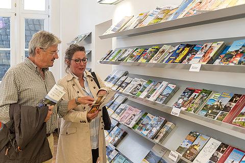 Broschüren über Rheinland-Pfalz