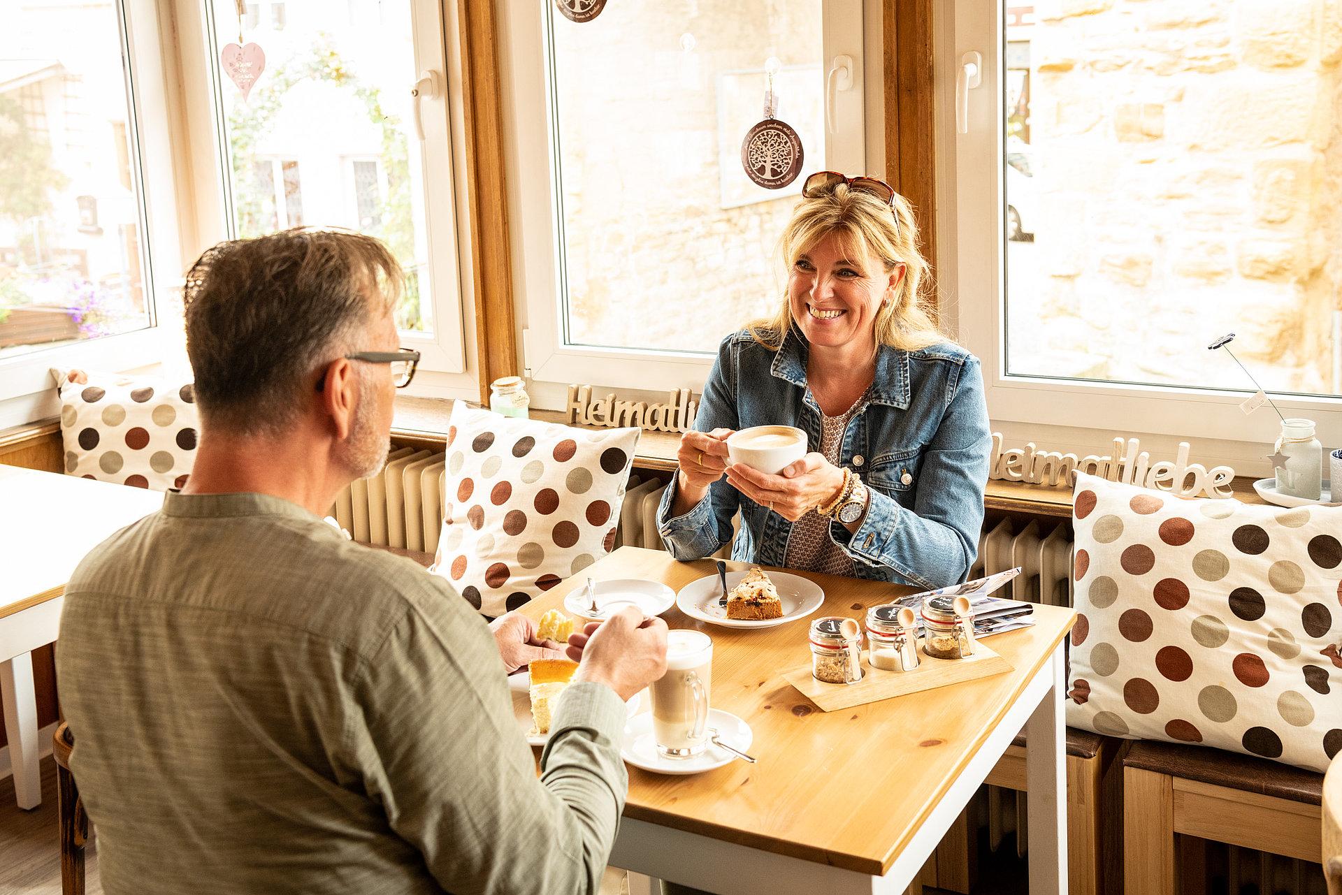 Gemütliche Cafés in Meisenheim, Nahe