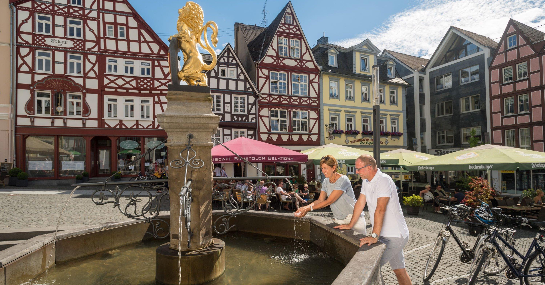 Kleine Städte mit großem Charme   Kleinstädte in Rheinland