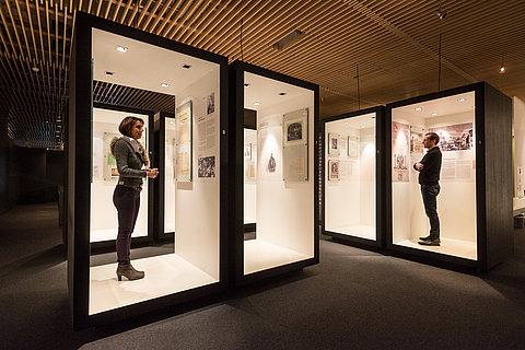 Ausstellung im Gutenberg-Museum Mainz, Rheinhessen