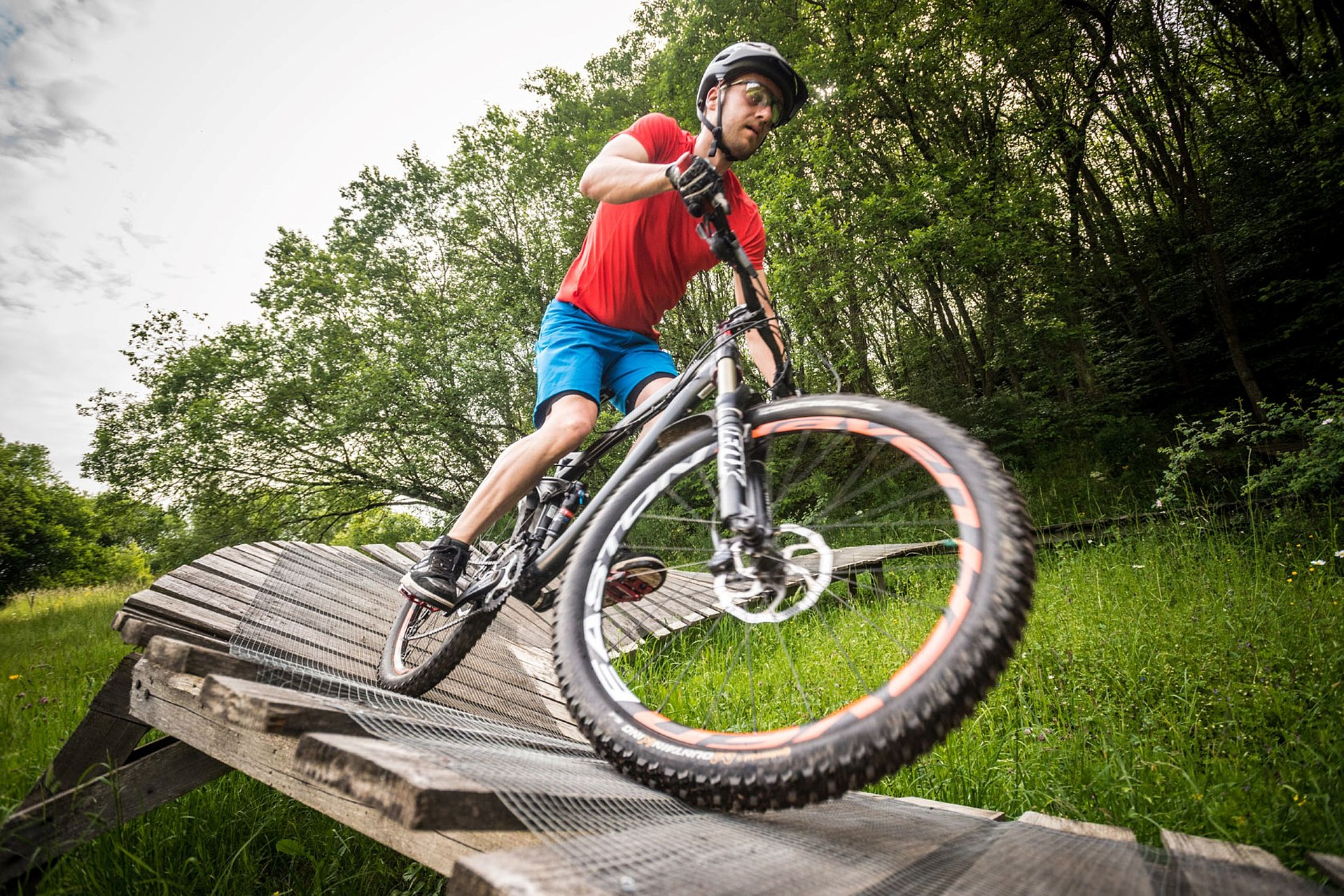 Mountainbike-Abenteuer, Eifel