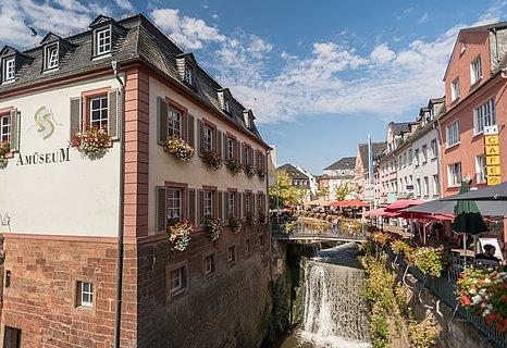 Altstadt von Saarburg, Mosel