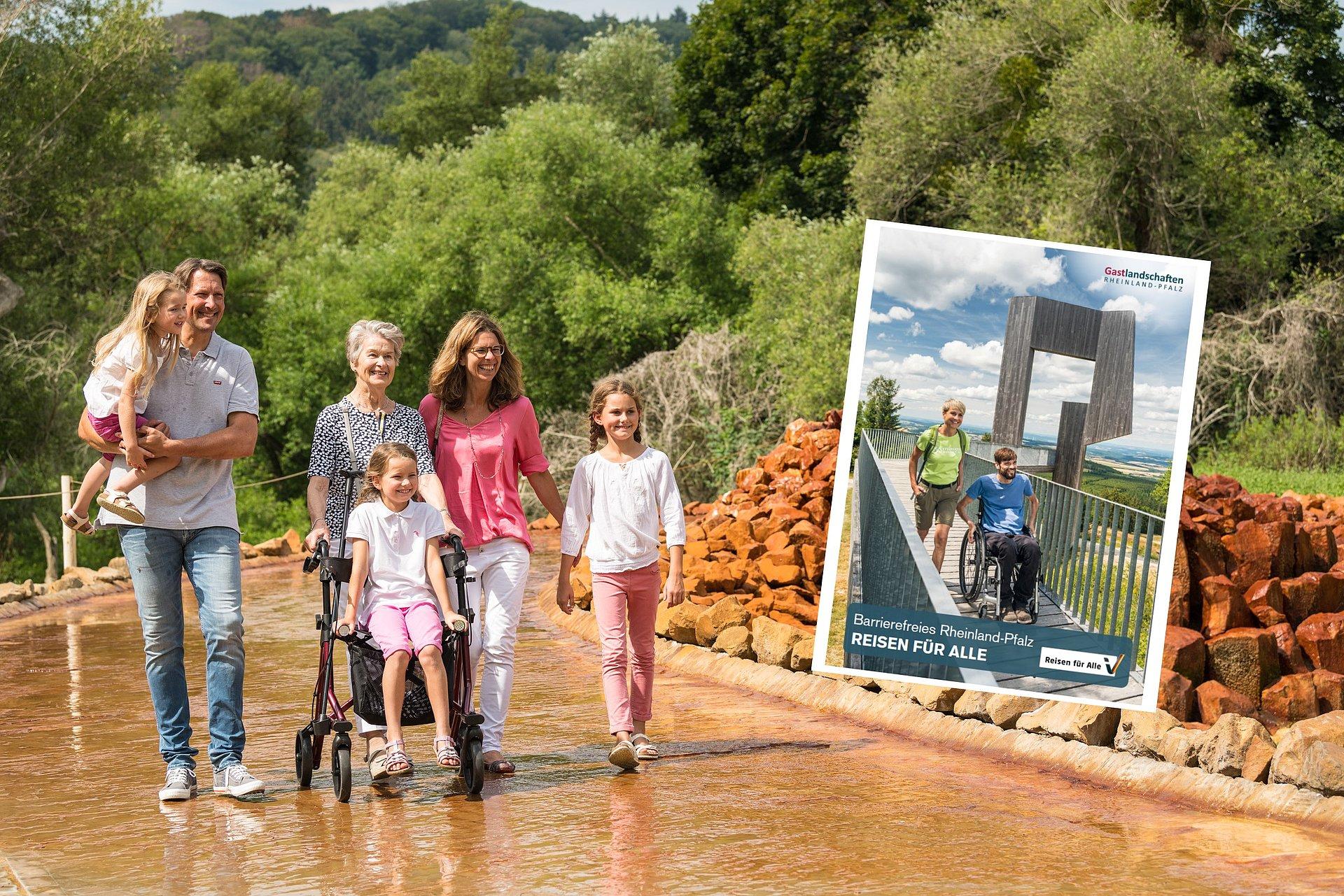 Höchster Kaltwassergeysir der Welt in Andernach, Romantischer Rhein