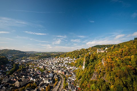 Short trip to Idar-Oberstein, Nahe valley