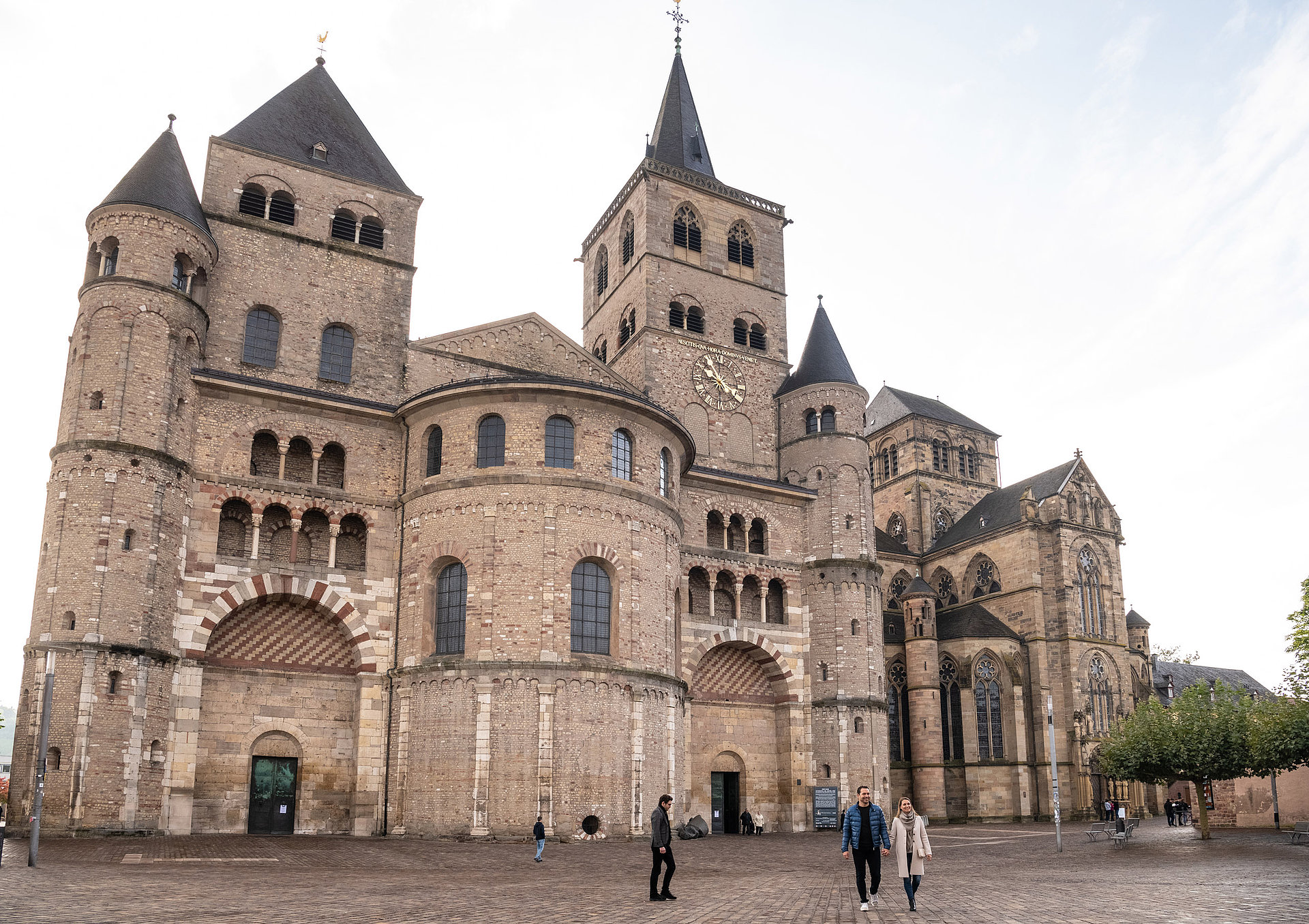Dom in Trier, Mosel