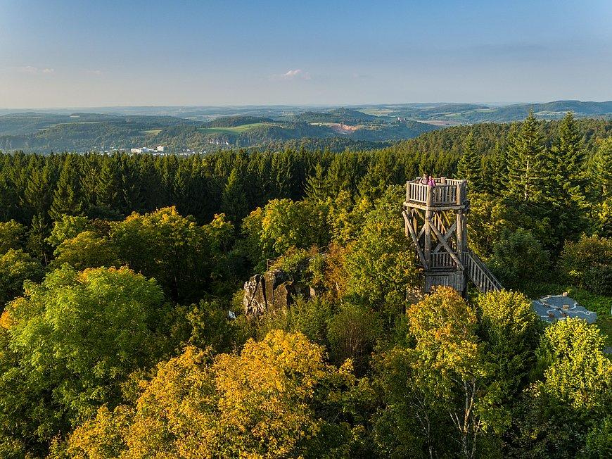 Gerolsteiner Dolomiten-Acht in Dietzenley, Eifel