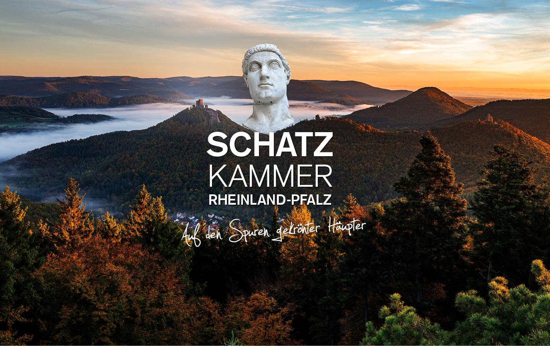 Schatzkammer Rheinland-Pfalz - Auf den Spuren gekrönter Häupter