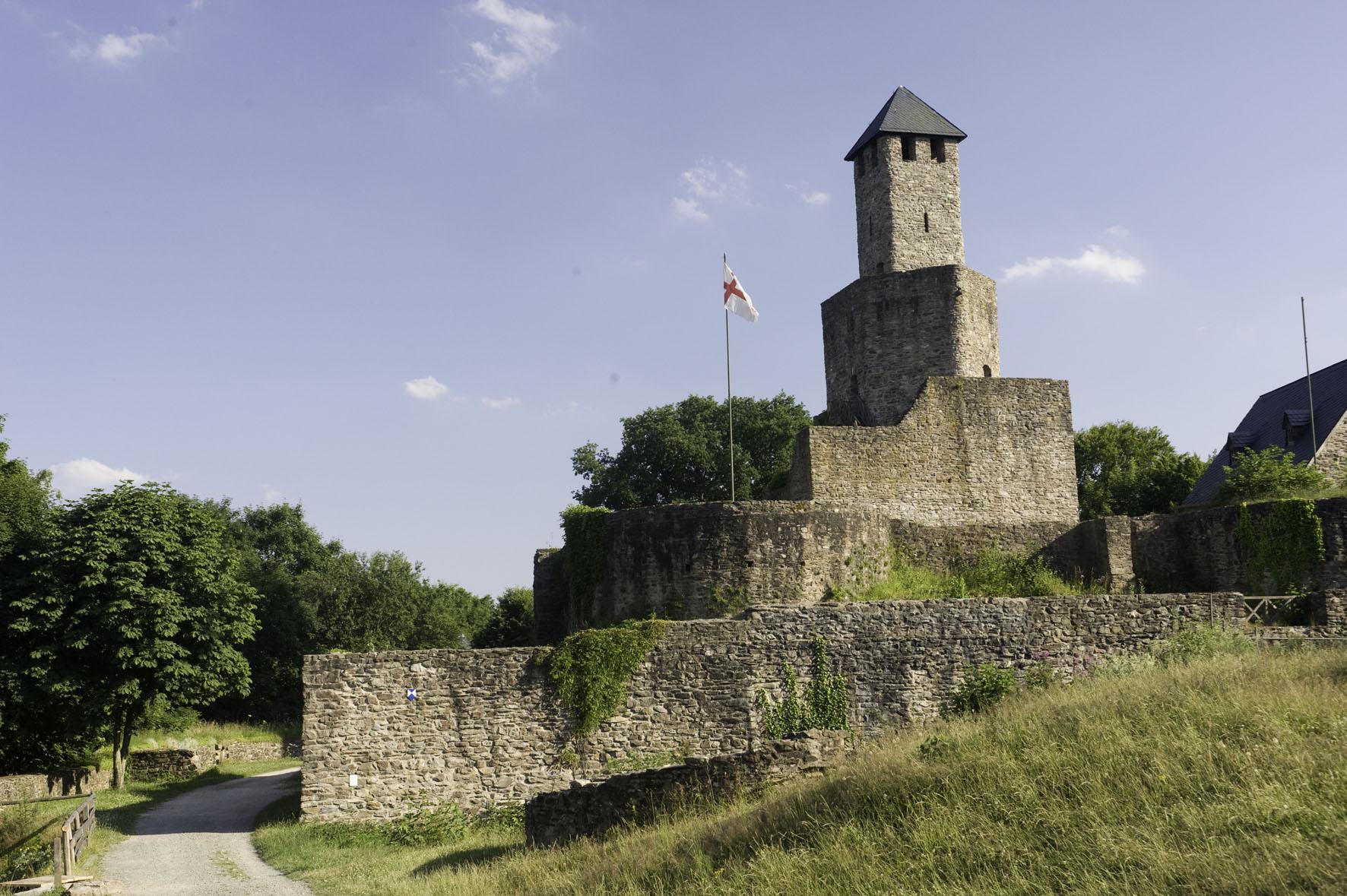 Château de Grimburg, Hunsrück