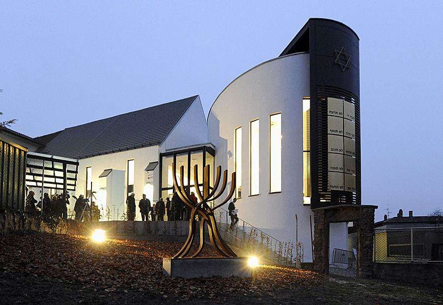 Synagoge Speyer, Pfalz