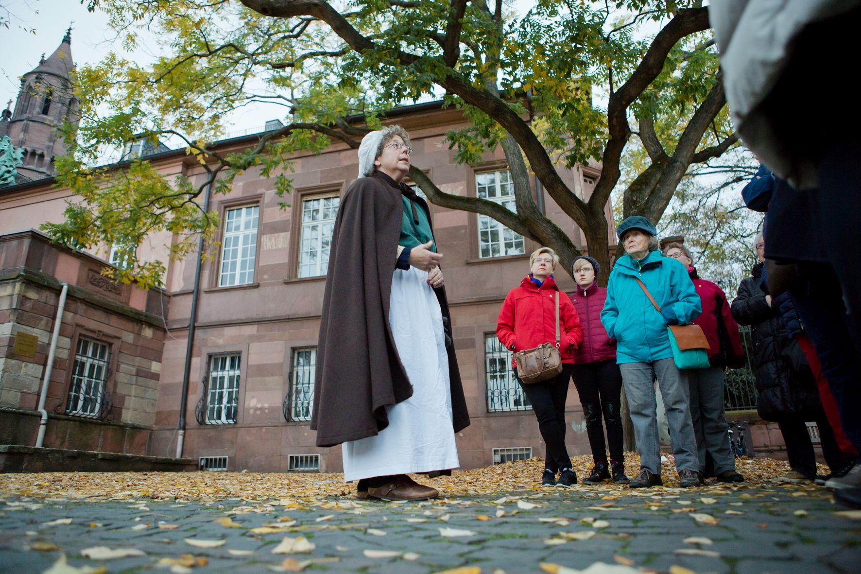 Führung zu Martin Luther in Worms, Rheinhessen