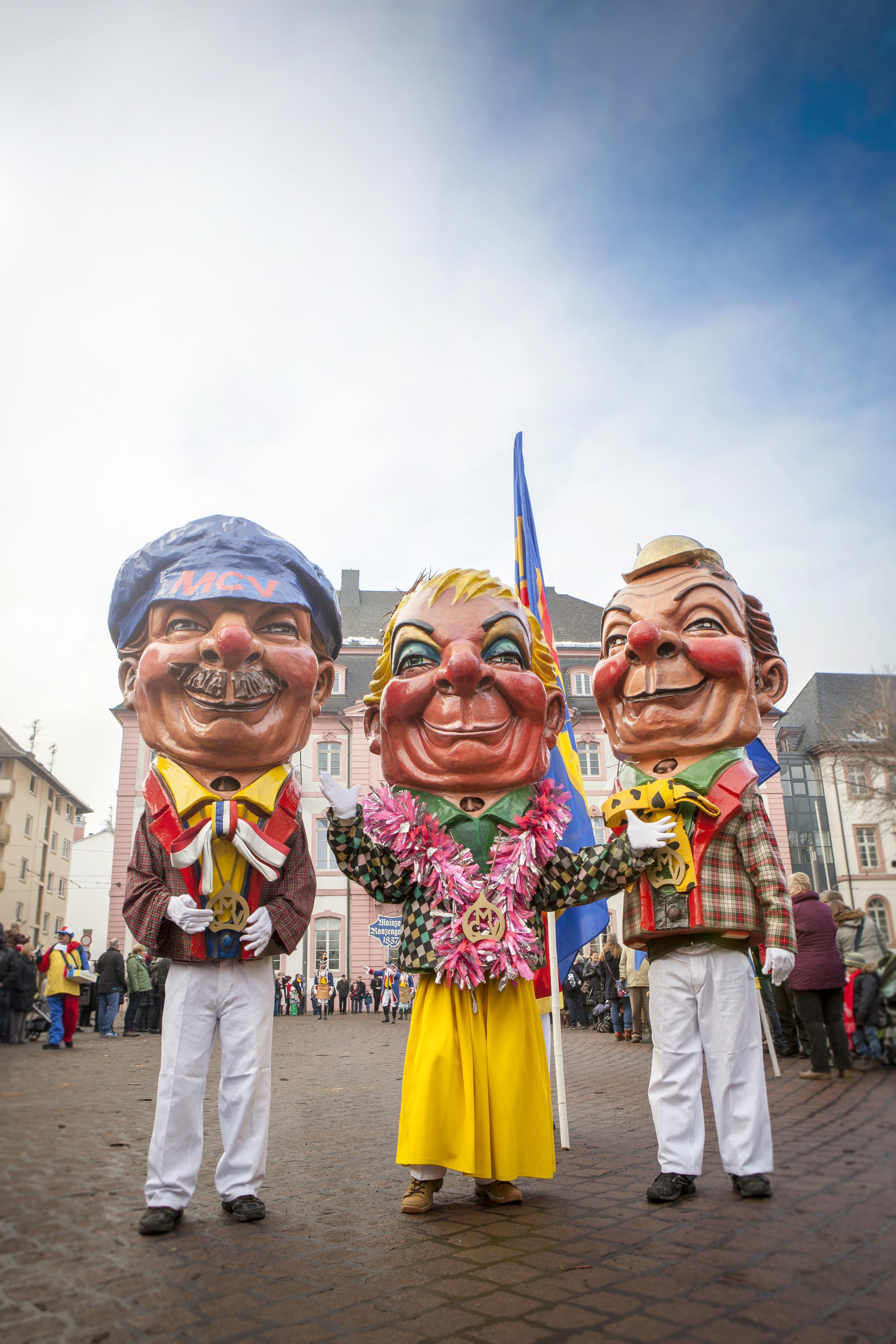 Carnaval in Mainz, Rijn-Hessen