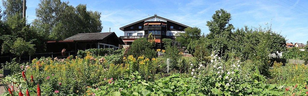 Rechteckig Garten 2