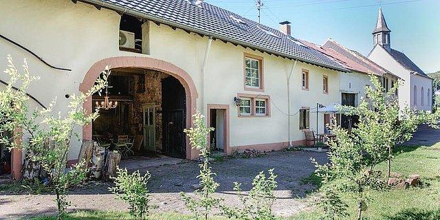 Seven Senses Eifel - Bauernhaus aus dem Jahr 1850