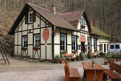 Altes Jagdhaus Looganlage