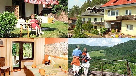 Hotelpension Tannenhof im Dahner Felsenland
