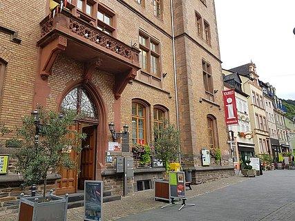 Tourist Information im Rathaus