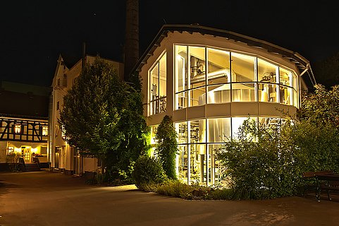 Gebäude Brauerei