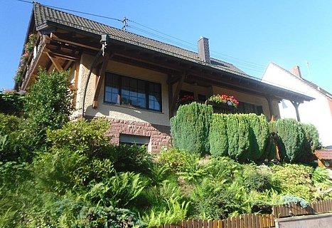Haus Doris Hausansicht