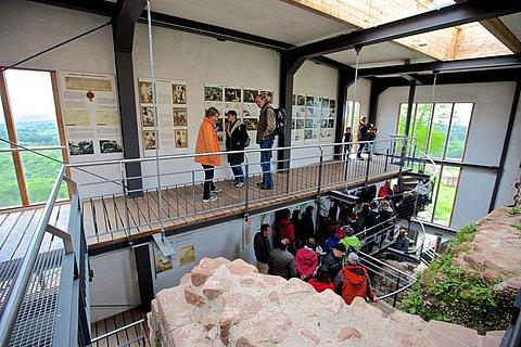 Burgeninfozentrum Lemberg
