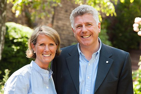 Anja Wegeler-Drieseberg & Tom Drieseberg