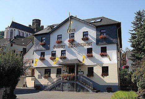 Hotel Goldener Pfropfenzieher, Aussenansicht