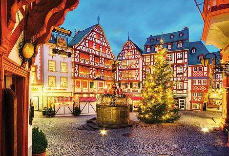 Weihnachtsmarkt in Bernkastel-Kues