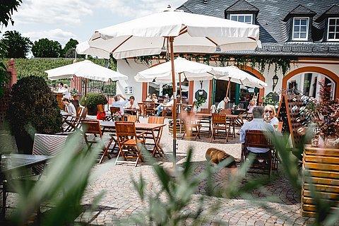 Residenz Weingut Schloss Reinhartshausen 1