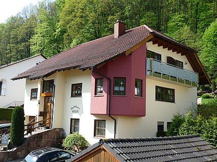 Gästehaus Heger - Vorderansicht