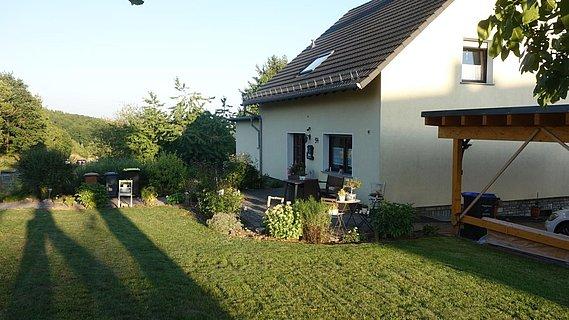 Fewo Tine, Haus-Außenansicht