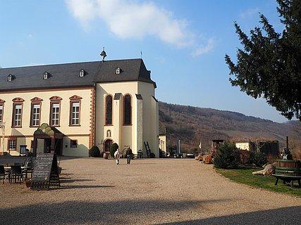 Kloster Machern Barockkapelle
