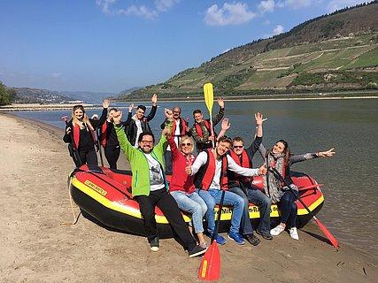 Mittelrhein Rafting