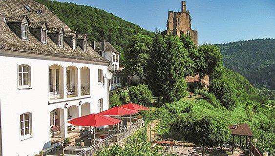 Villa & Burg